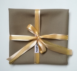 the Reusable Gift Wrap – plain