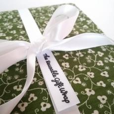 the Reusable Gift Wrap – katoenen stof