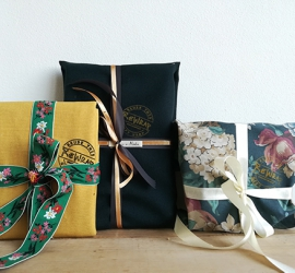 REUSABLE GIFT WRAPS